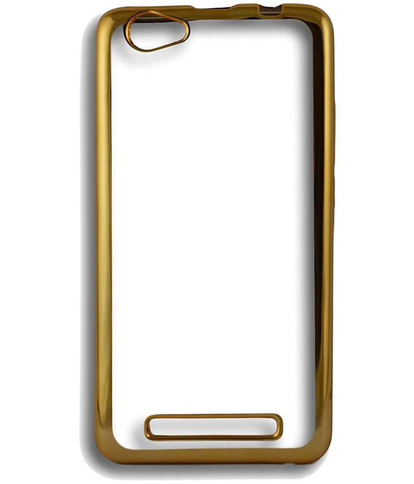 Gionee F103 Cover by Galaxy Plus - Golden