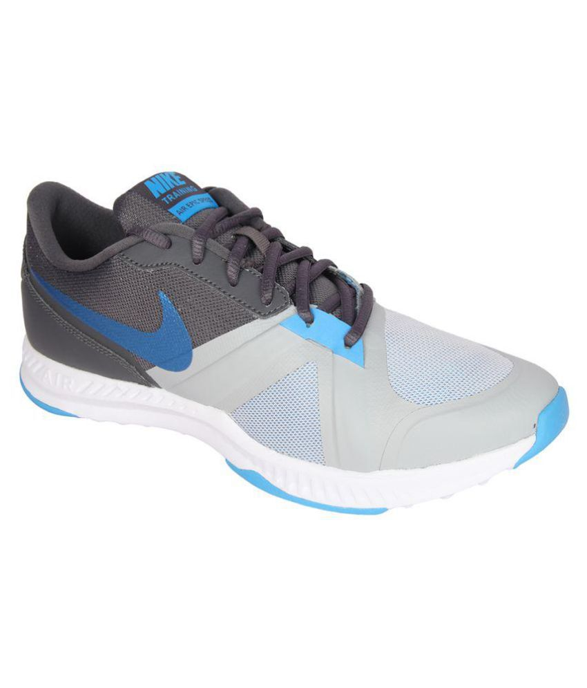 grossiste ab0f4 01963 Nike Air Epic Speed Tr Gray Running Shoes