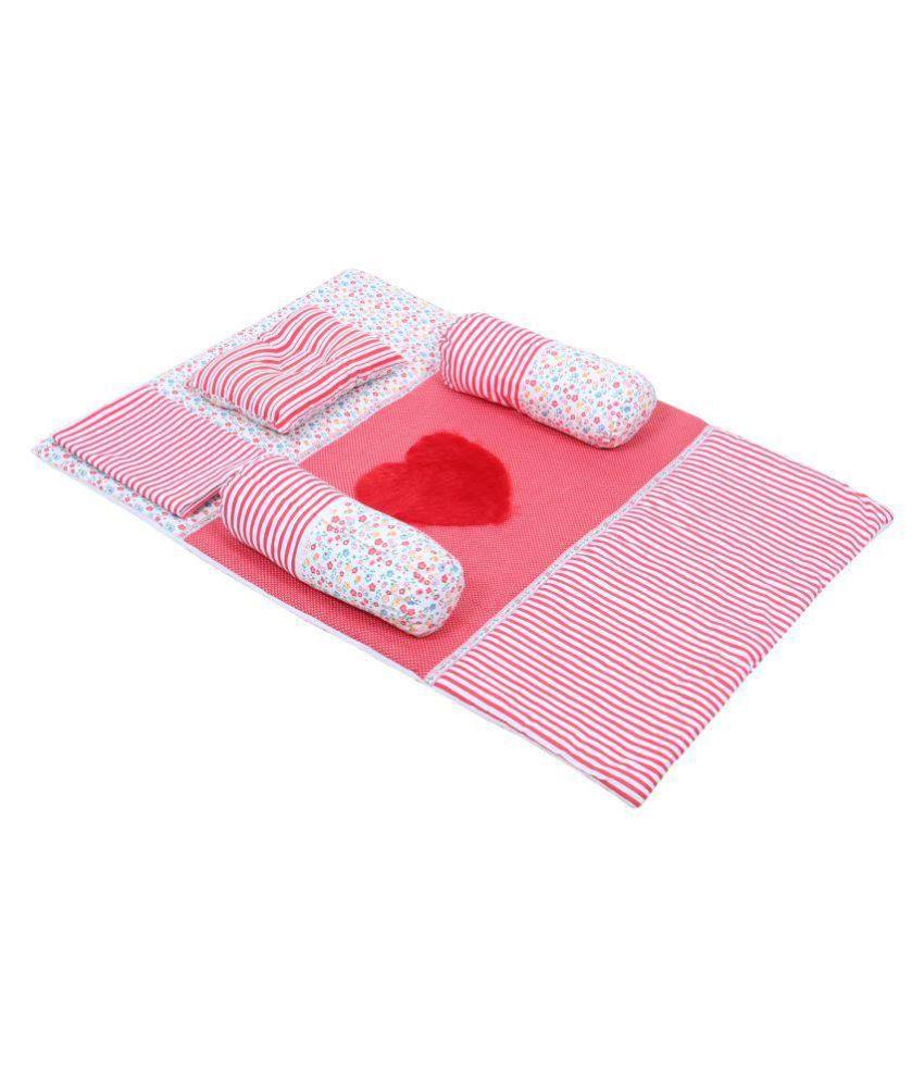 Creative Textiles Multi-Colour Cotton ( 5 pcs) Bedding Sets