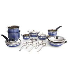 Mahavir Ceramic Cookware Set 18 Cookware Sets