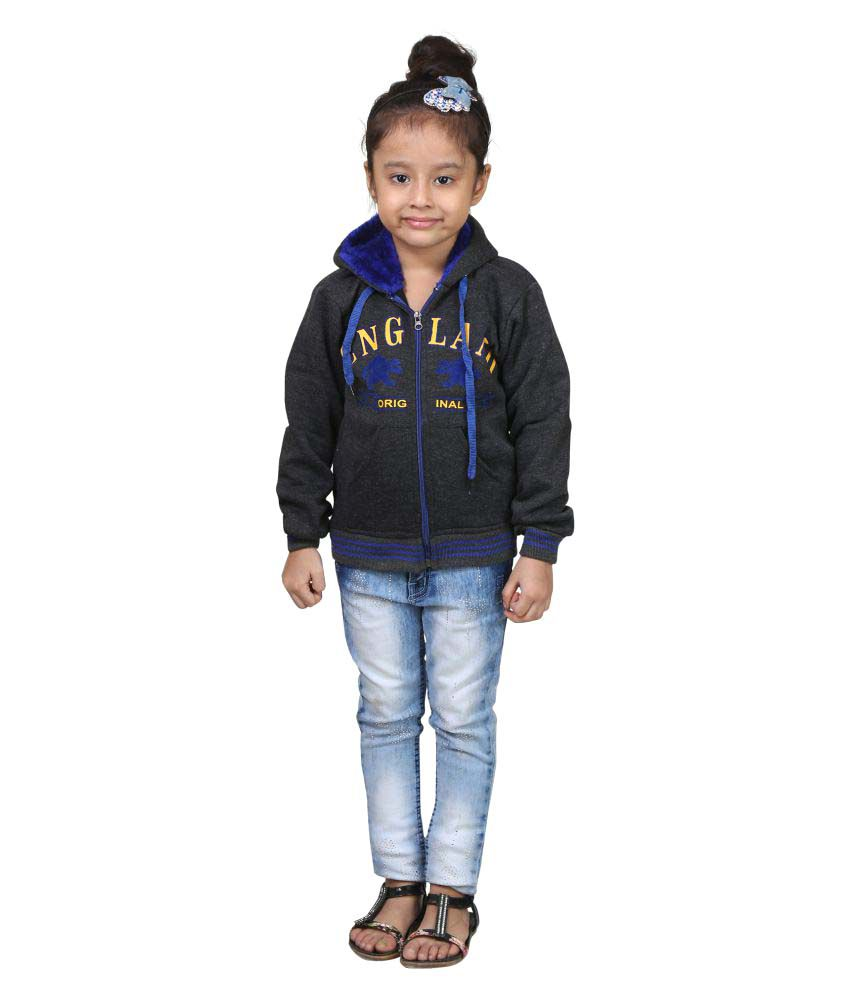 Crazeis Girl's Winter Jacket