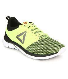 Reebok Green Running Shoes