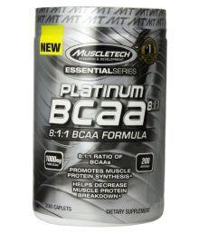 Muscletech Muscletech BCAA 8:1:1 - 200 Caplets 200 Gm Unflavoured