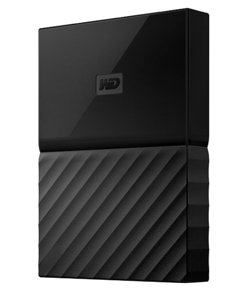 WD My Passport 1 TB External Hard Drive (Black) - Buy @ Rs./- Online | Snapdeal.com