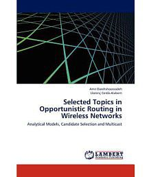 Selected Topics in Opportunistic Routing in Wireless Networks
