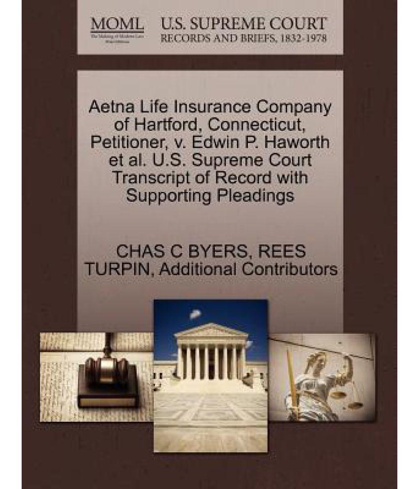 Hartford Life Insurance Quotes Aetna Life Insurance Company Hartford Ct  44Billionlater