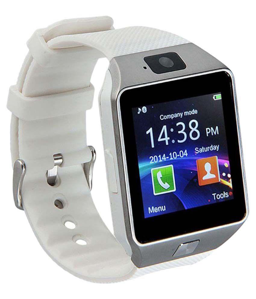 Shan btdz09 Smart Watches White