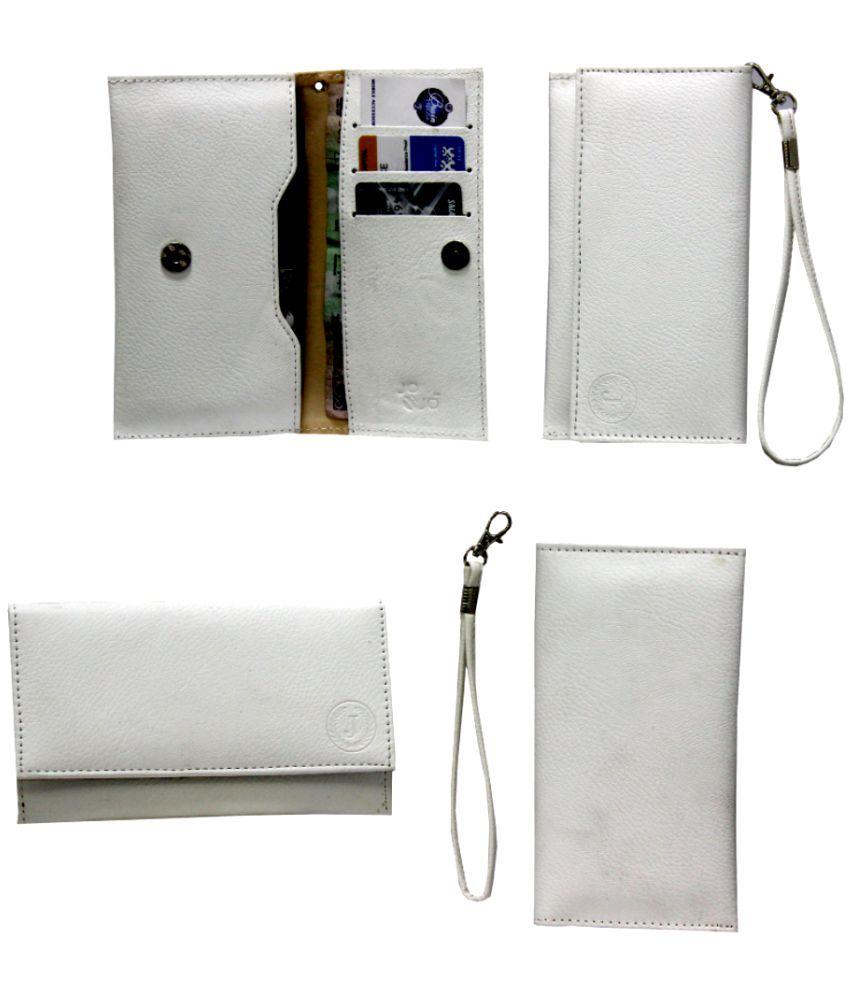 Yota Phone 2 Holster Cover by Jojo - White