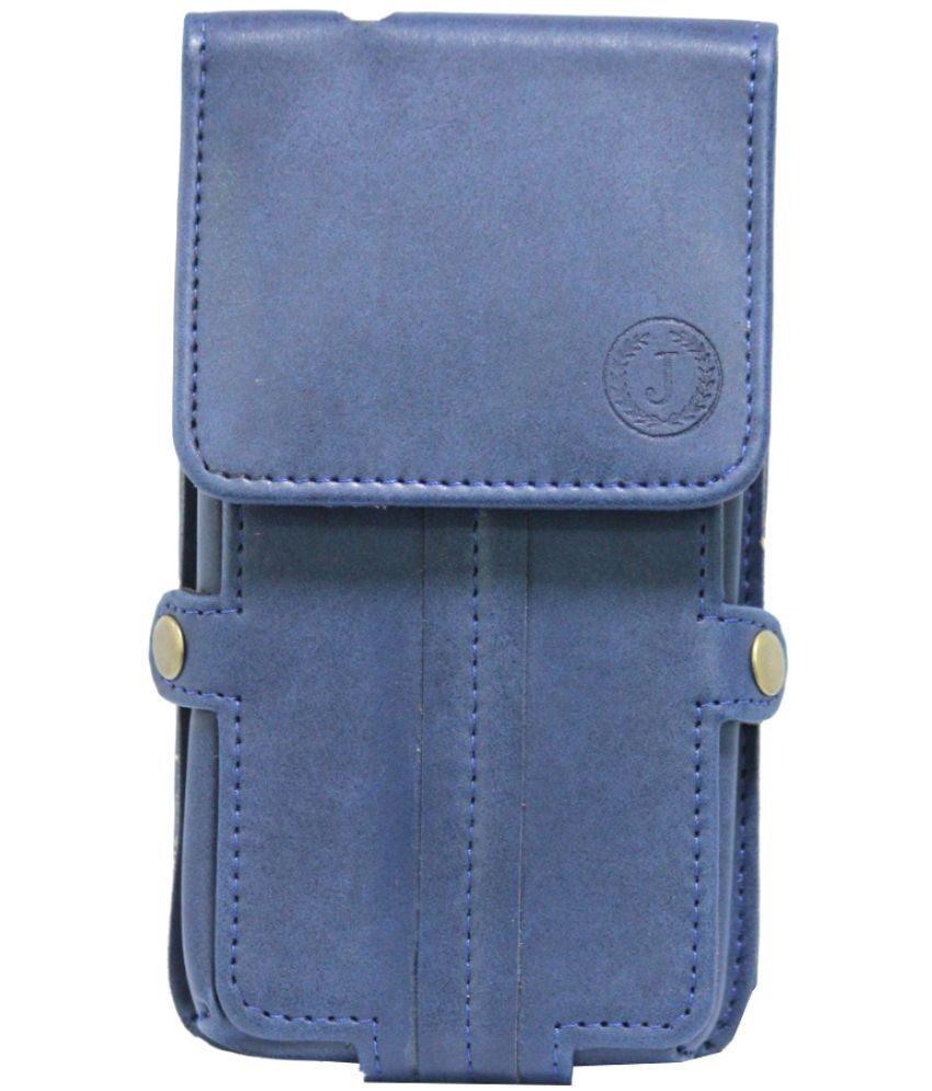 ZTE Grand X3 Holster Cover by Jojo - Blue