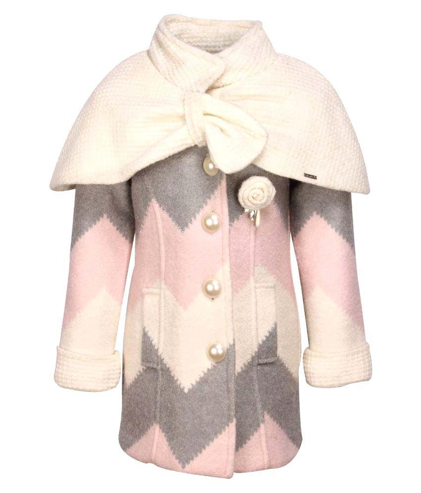 Cutecumber Multicolour Acrylic Coats