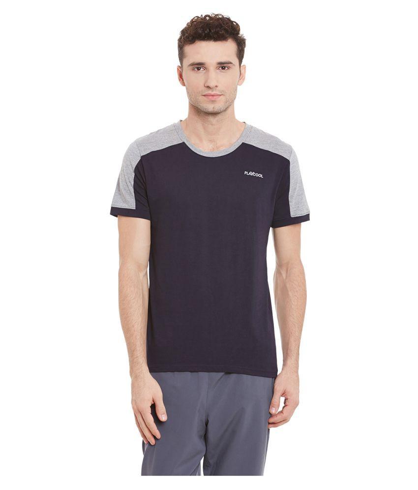 Yepme Black Round T-Shirt