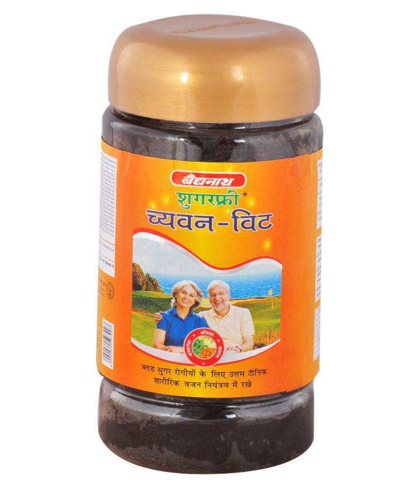 Baidyanath Chyawanvit Sugar Free Chyawanprash Paste 500 Gm Buy