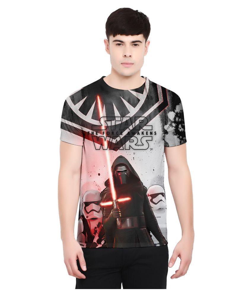 Star Wars Multi Round T-Shirt