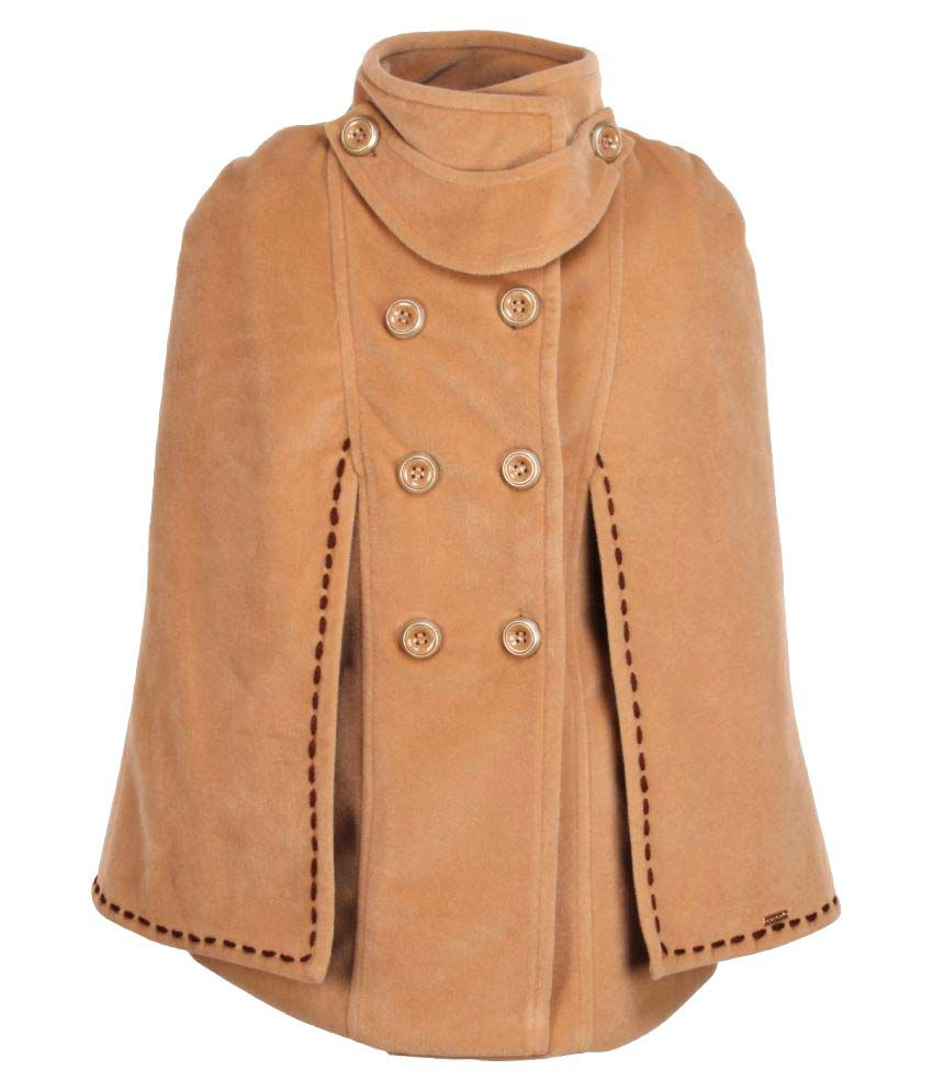 Cutecumber Partywear Winter Girls Jacket