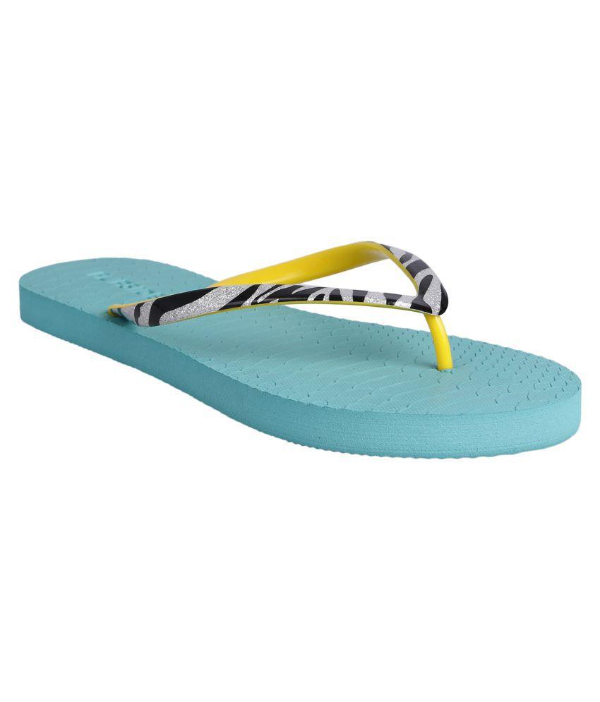 Flipside Multi Color Slippers