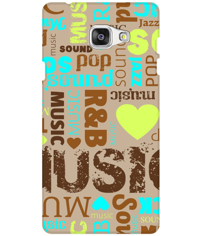 Samsung Galaxy On Nxt Printed Cover By ZAPCASE