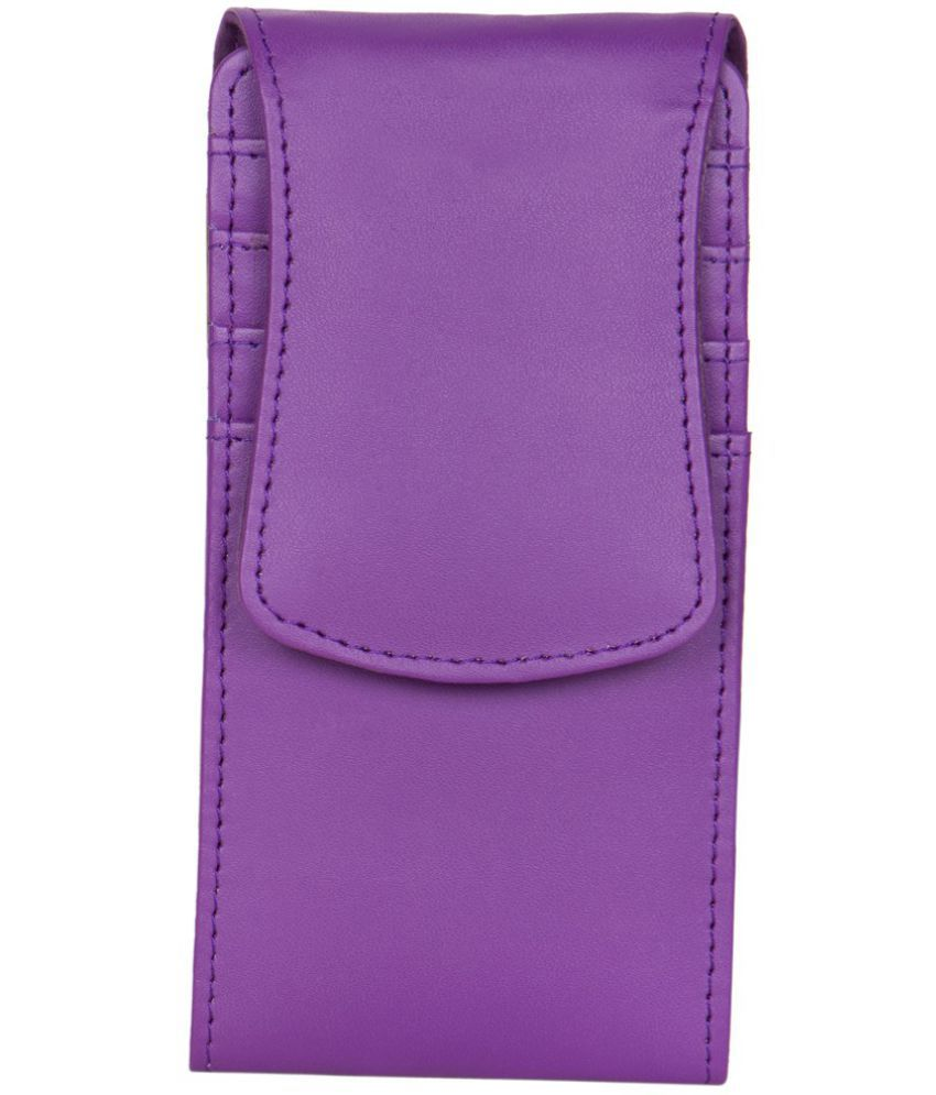 LG X Cam Holster Cover by Senzoni - Purple