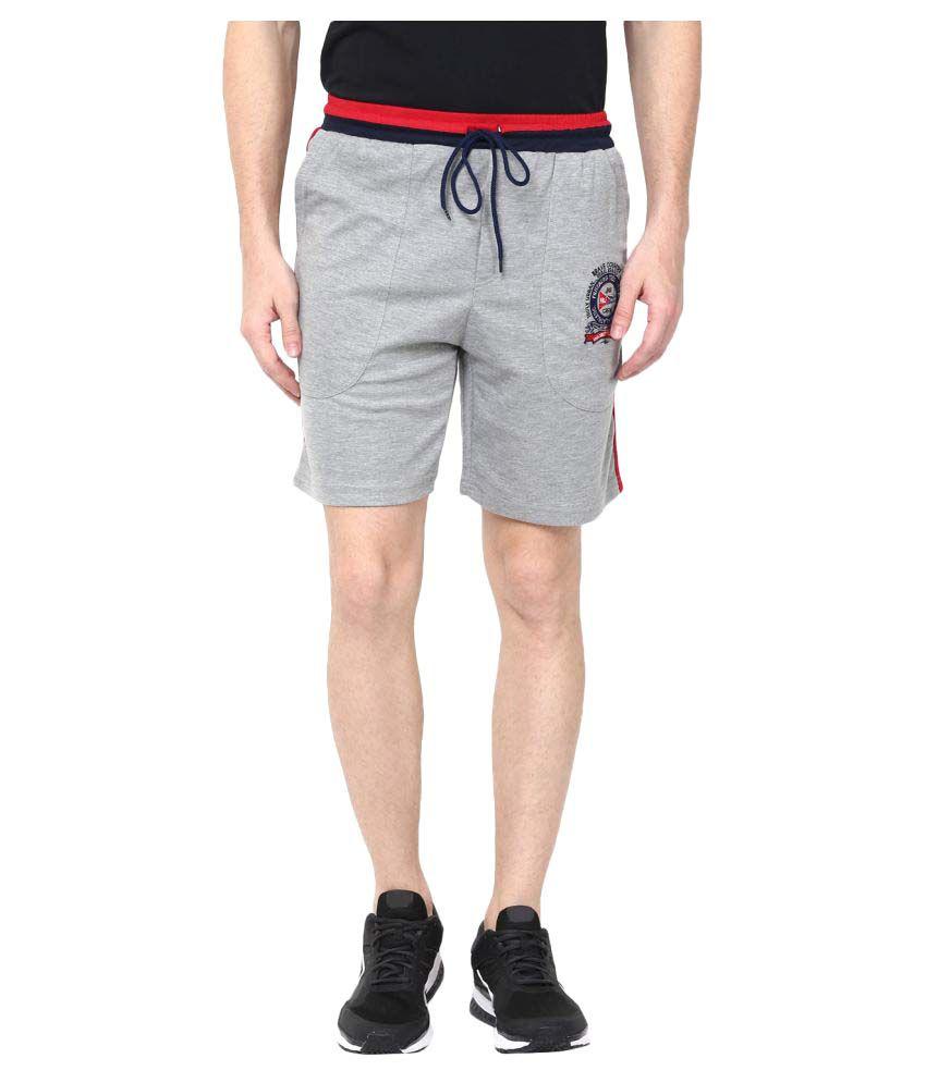 Fritzberg Grey Shorts