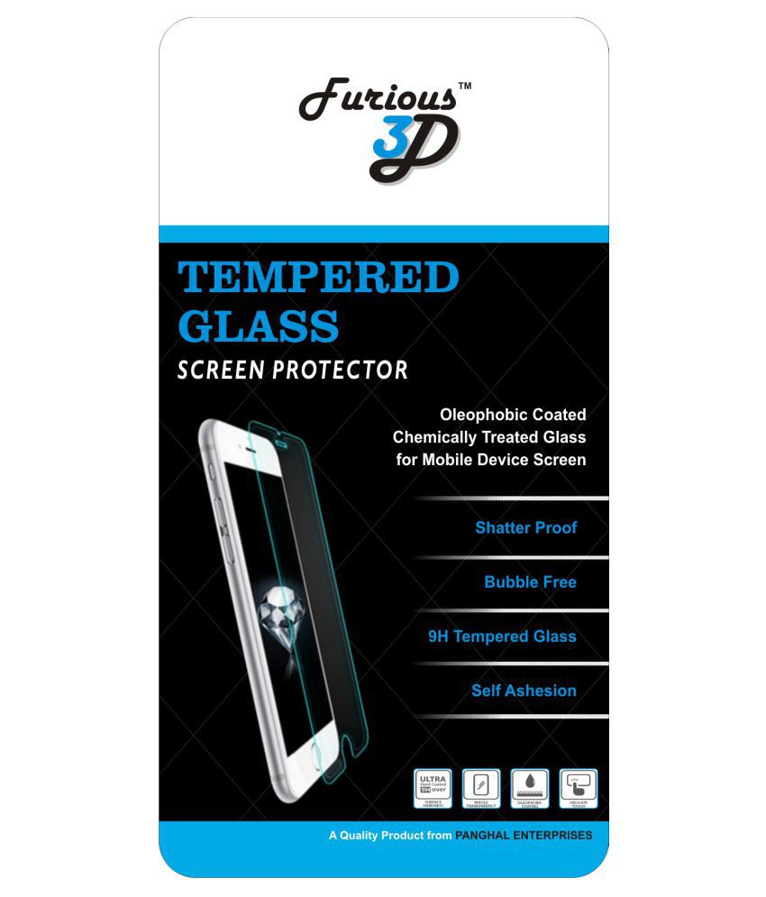 Xiaomi Mi4i MZB4300IN Tempered Glass Screen Guard By Furious3D