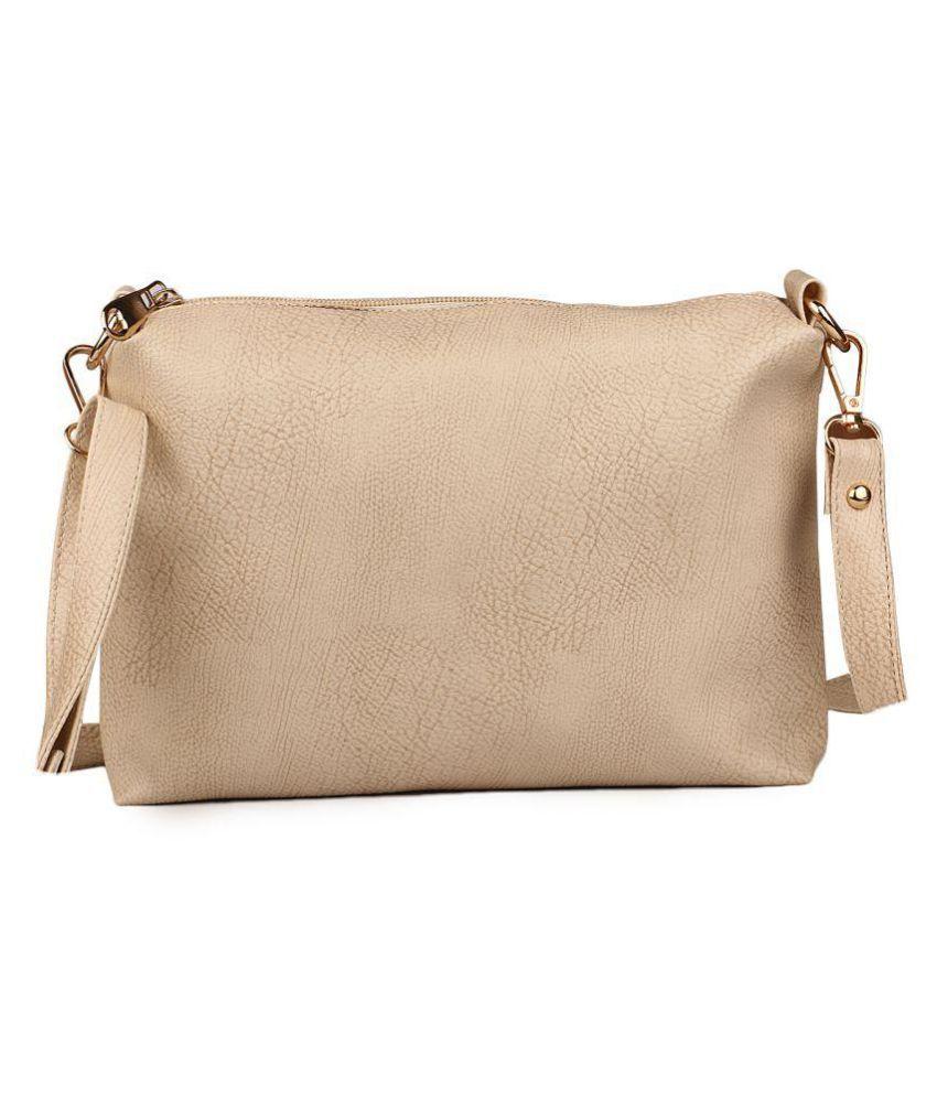 960c5c68a9f Speed X Fashion Sepia P.U. Sling Bag