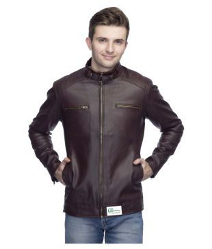 Jackets For Men: Leather Jackets For Men UpTo 77% OFF at Snapdeal.com