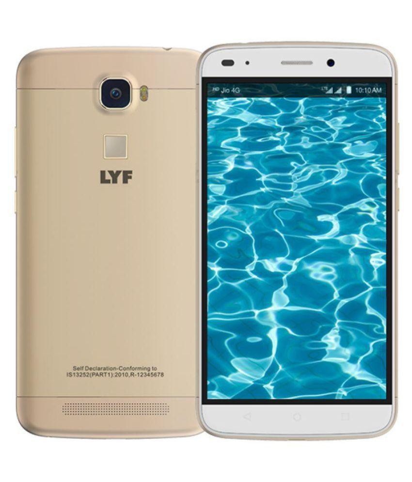 ... LYF Water 9 LS-5506 16GB Gold ...