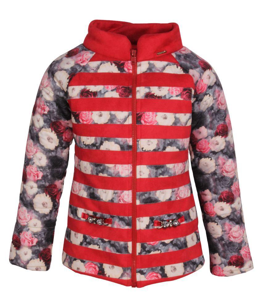 Cutecumber Partywear Heavy Winter Jackets