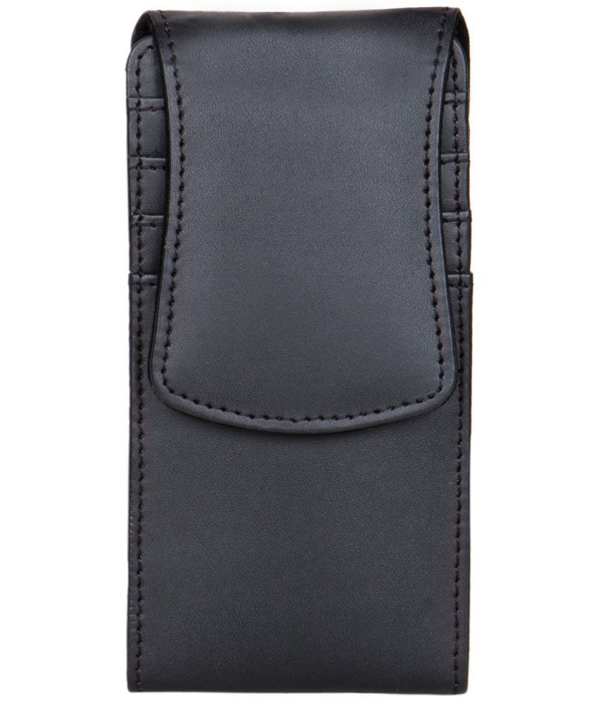 Huawei Ascend Y625 Holster Cover by Senzoni - Black