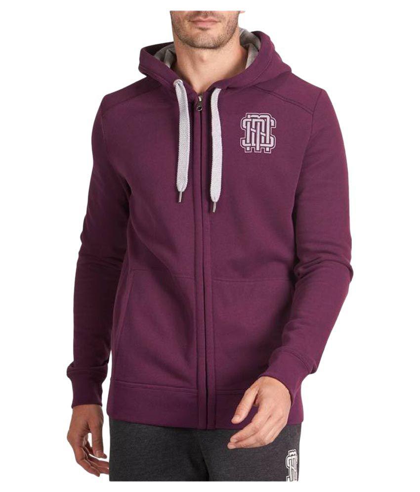 Domyos Purple Sweatshirt