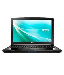 MSI CX62-7QL Notebook (7th Gen Core i7- 1TB HDD- 4GB RAM- 39.62cm(15.6