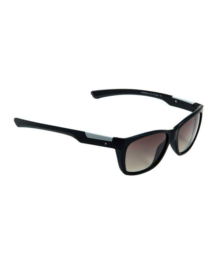 a913c7847663 Fila Grey Wayfarer Sunglasses ( SF9033K ) - Buy Fila Grey Wayfarer  Sunglasses ( SF9033K ) Online at Low Price - Snapdeal