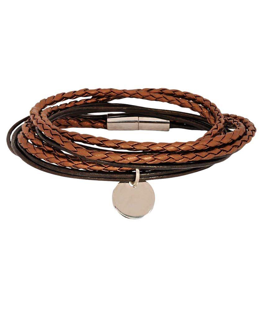 Maayra Brown Bracelets