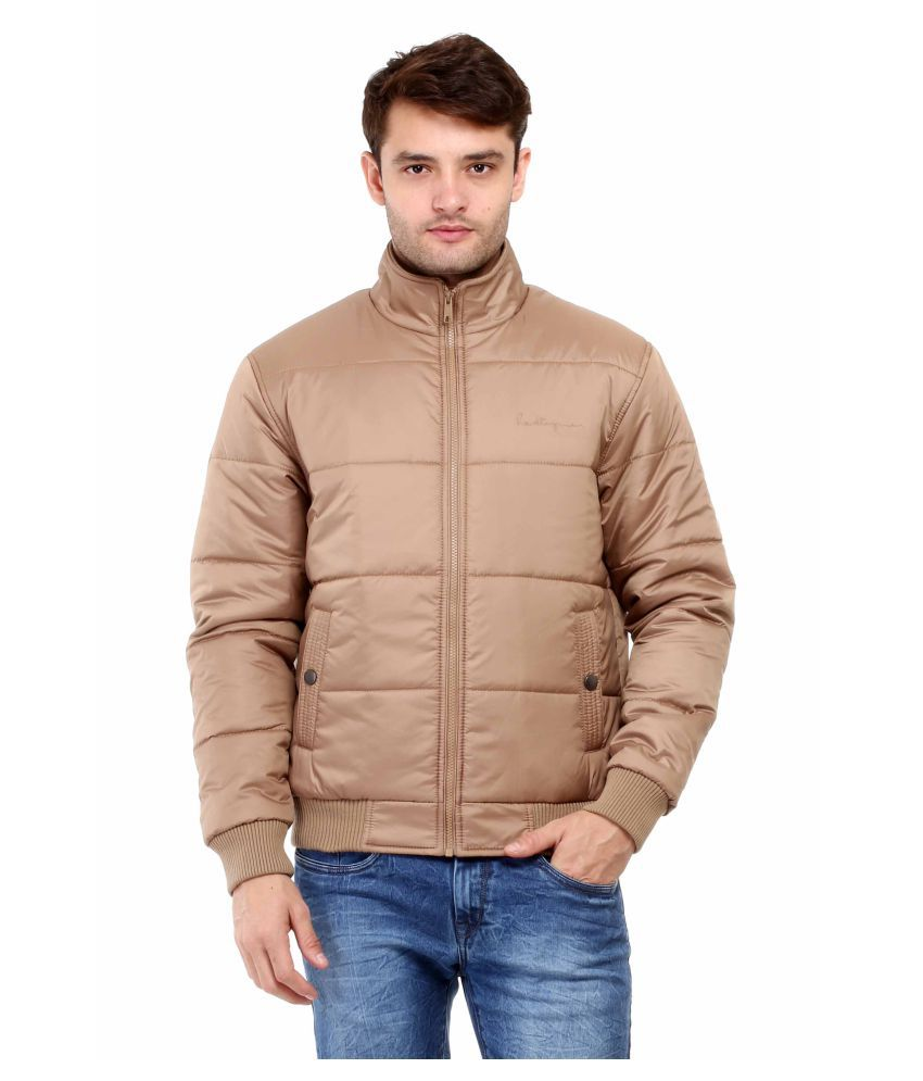 1536e1735 Red Tape Khaki Quilted & Bomber Jacket