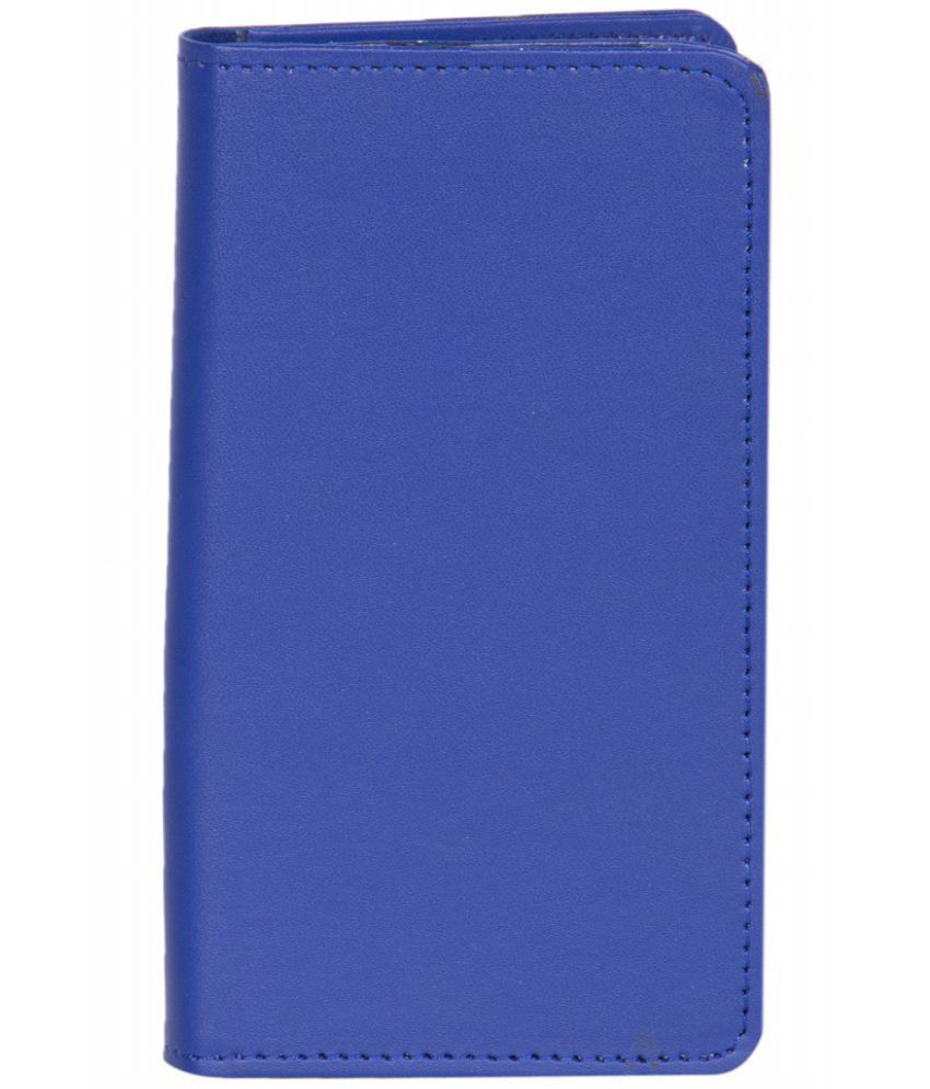 Samsung Galaxy On8 Holster Cover by Senzoni - Blue
