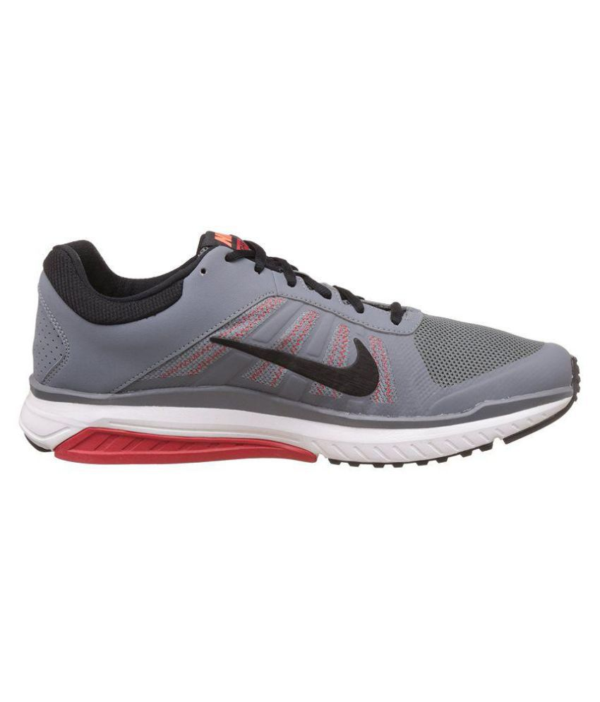 premium selection e793c 56e17 ... Nike Dart 12 Msl Running Shoes Grey ...