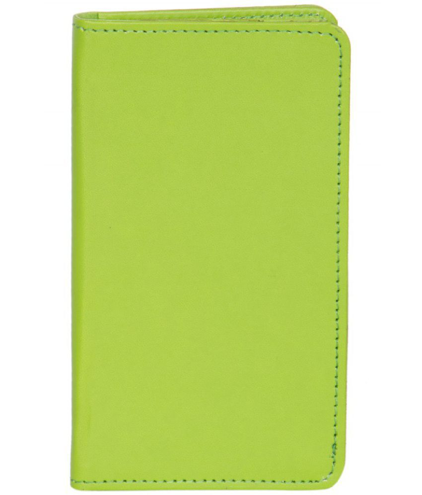 HTC Desire 620G Dual Sim Holster Cover by Senzoni - Green