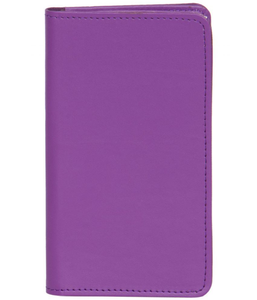 Oppo Neo 5 Holster Cover by Senzoni - Purple