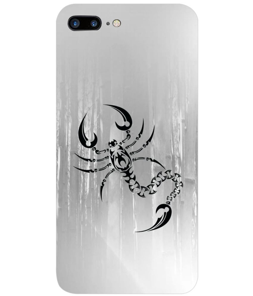 Apple iPhone 7 Plus Printed Cover By Digi Fashion