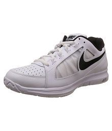 Nike Nike Men's Air Vapor Ace Tennis Shoes Running Shoes White