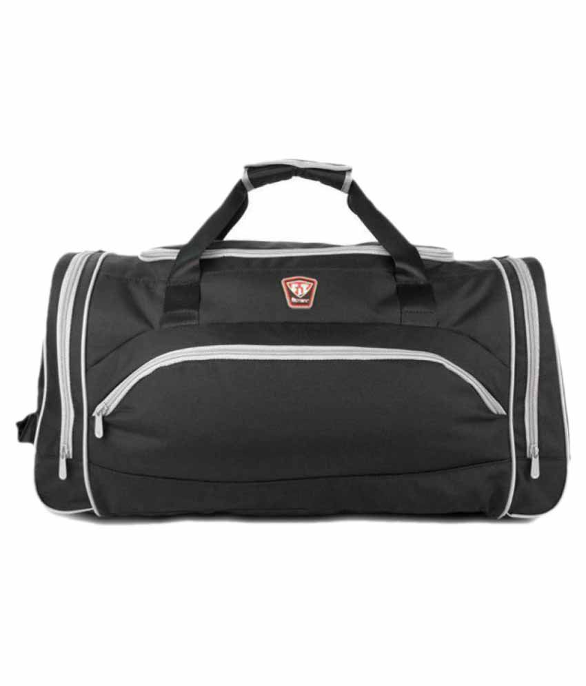 Fitmark Black Gym Bag