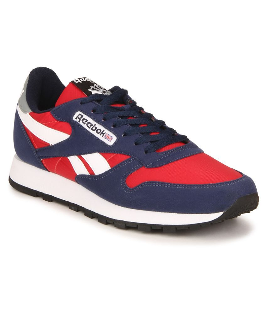 2767ba7df80 Reebok CLASSIC ELECTRO Red Casual Shoes - Buy Reebok CLASSIC ELECTRO ...