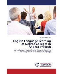 English Language Learning at Degree Colleges in Andhra Pradesh