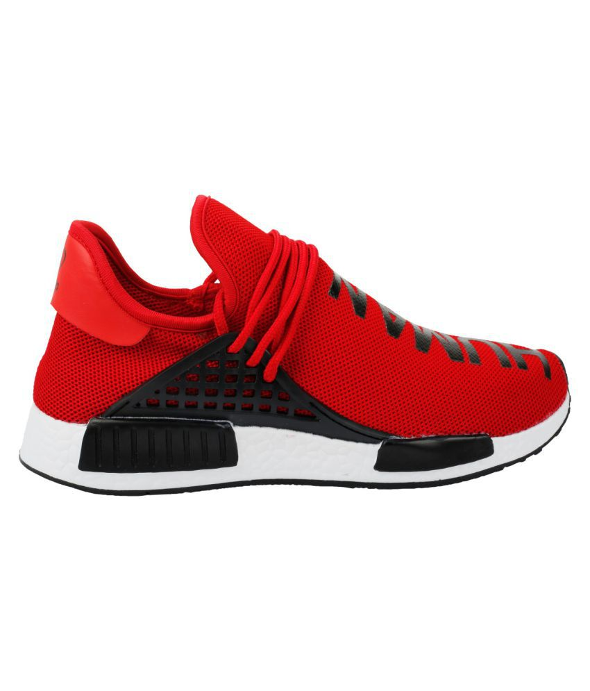 413a46ab7e053 Vostro HUMAN RACE Outdoor Red Casual Shoes - Buy Vostro HUMAN RACE ...