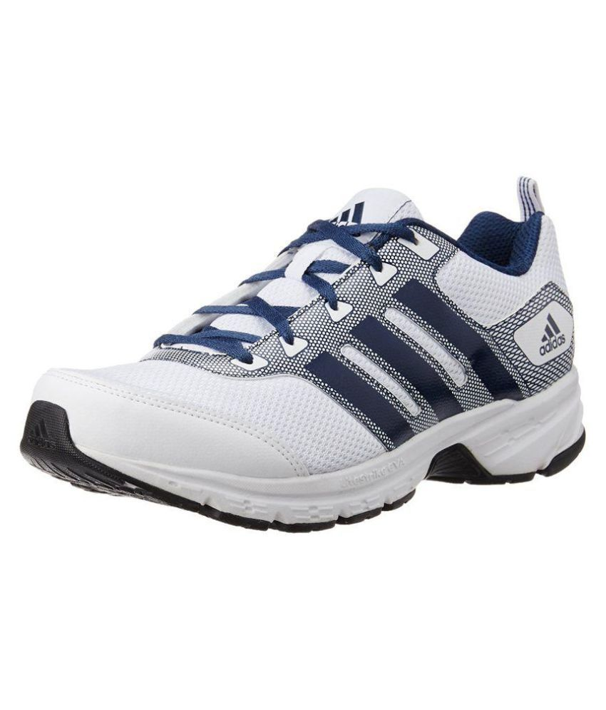 dd24867478e Adidas Men s Alcor 1.0 M Mesh Running Shoes white - Buy Adidas Men s Alcor  1.0 M Mesh Running Shoes white Online at Best Prices in India on Snapdeal
