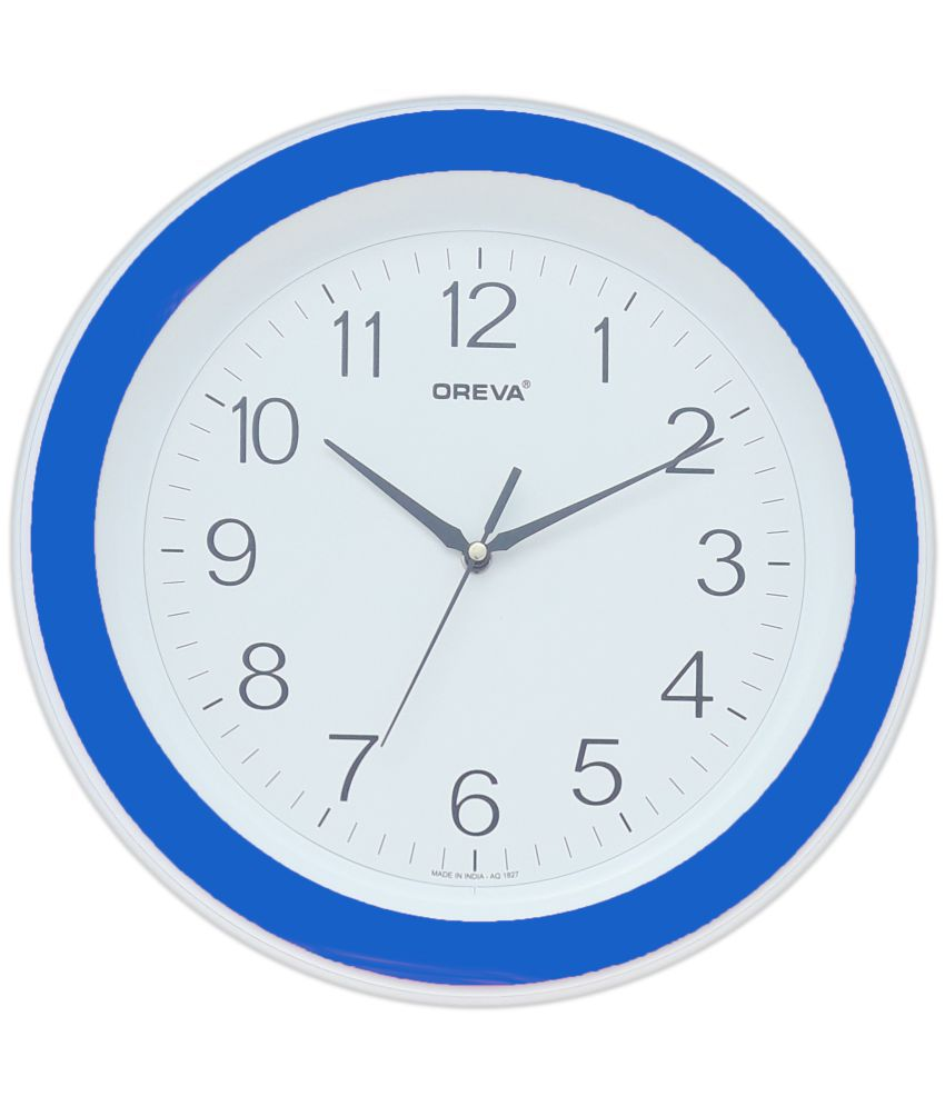 Ajanta circular analog wall clock oreva 97 273 buy ajanta ajanta circular analog wall clock oreva 97 273 amipublicfo Gallery