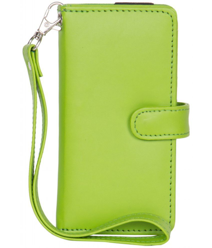 Gionee G2 Holster Cover by Senzoni - Green