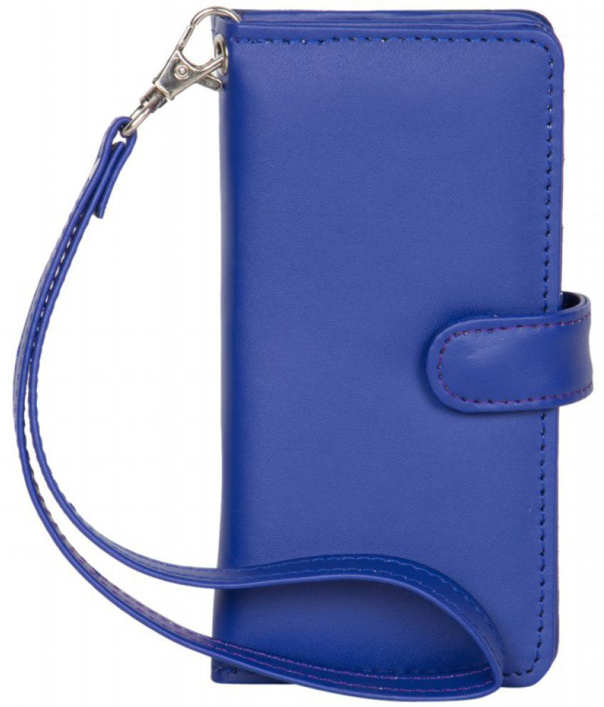 Iball Andi 4a Radium Holster Cover by Senzoni - Blue
