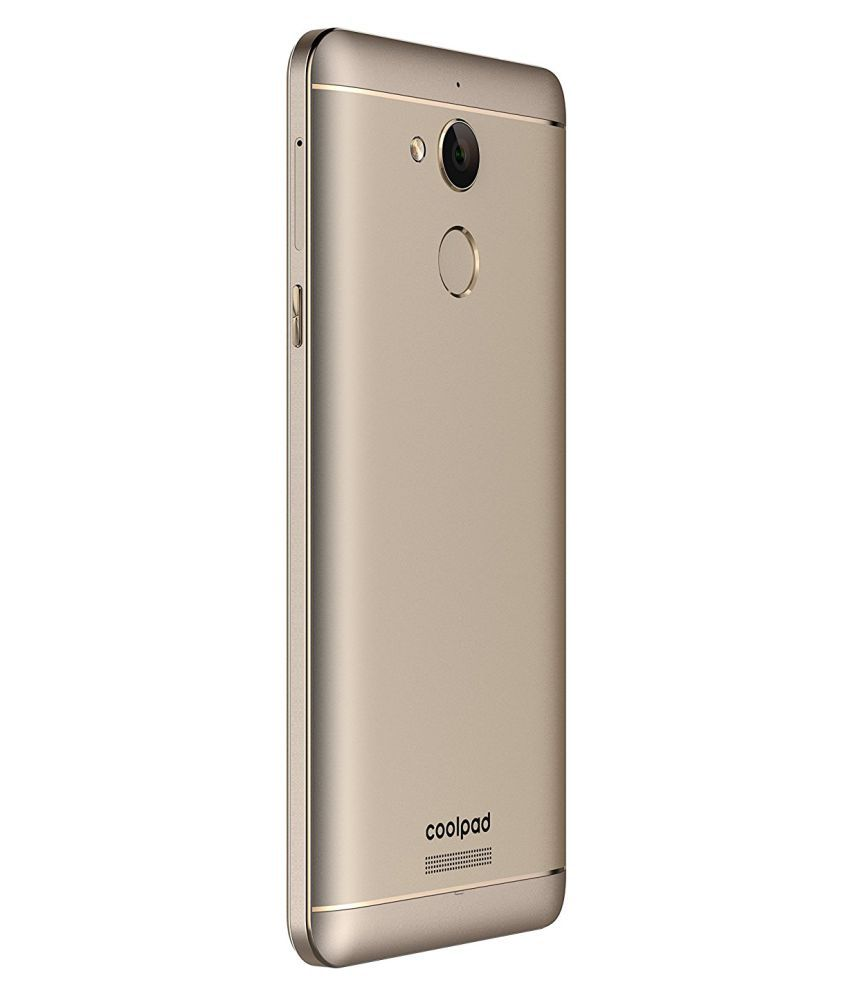 Coolpad 3600l ( 32GB , 4 GB ) Gold Mobile Phones Online at ...