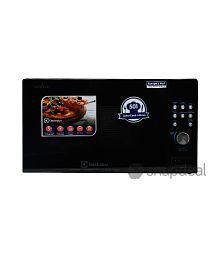 Electrolux 23 LTR C23J101.BB-CG Convection Microwave OvenBlack