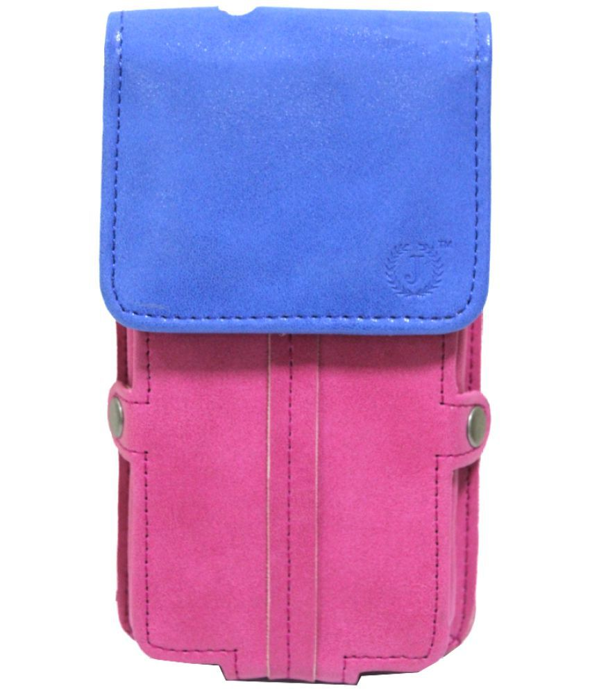 HTC desire 530 Holster Cover by Jojo - Pink